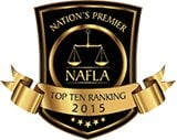 Nations`s premier top ten ranking 2015 NAFLA